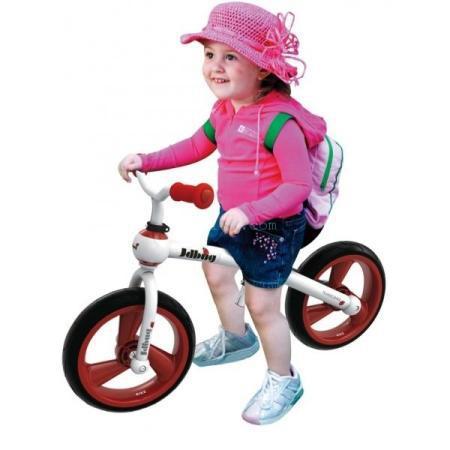 Xe đạp cân bằng cánh cam JD Bug - Đỏ