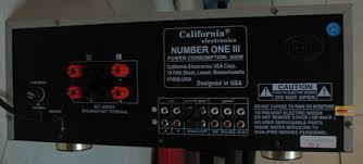 Amply California Number one III, amply California, amply Karaoke chuyên nghiệp, amply chất lượng ...
