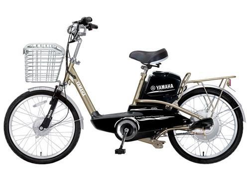 Xe đạp điện Yahama ICATS N2 (xanh)
