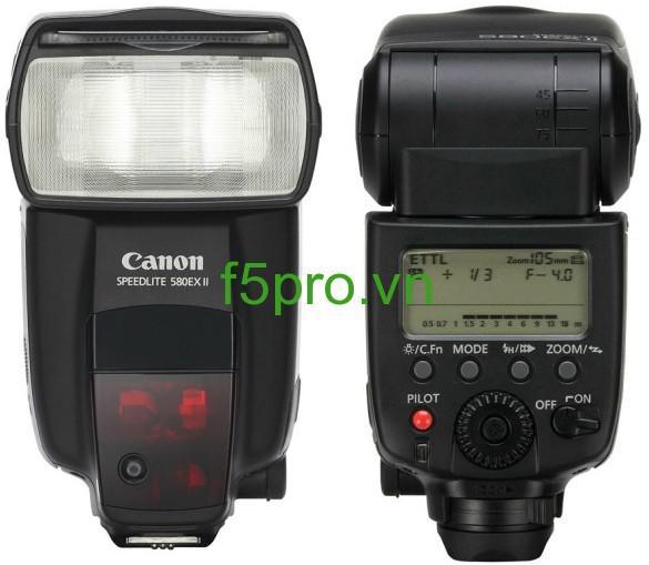 Đèn Flash Canon Speedlite 580EX II