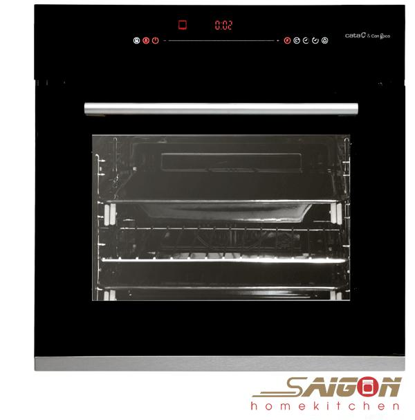 Lò nướng Cata CM 760 AS BK