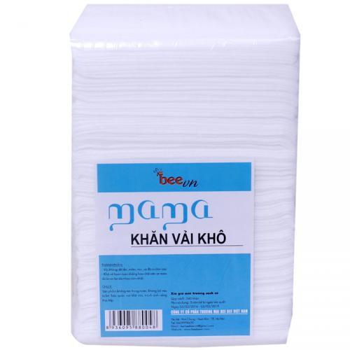 Khăn vải khô đa năng Mama (240 chiếc/túi)