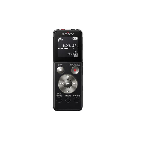 Máy ghi âm Sony ICD-UX543FBCE đen