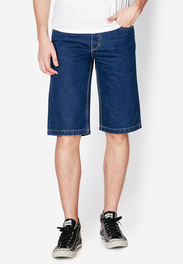 Quần jeans lửng nam Lason- J