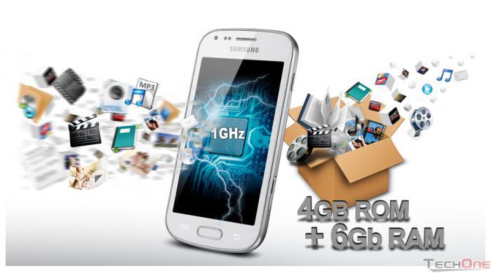 Điện thoại di động Samsung Galaxy Win i8552 - Hàng cũ