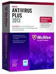 McAFee Anti-Virus Plus 2013