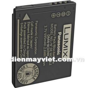 Pin máy ảnh Panasonic DMW-BCH7 Rechargeable Lithium-Ion Battery