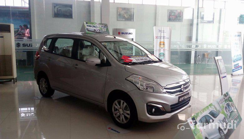 Suzuki Ertiga  2017