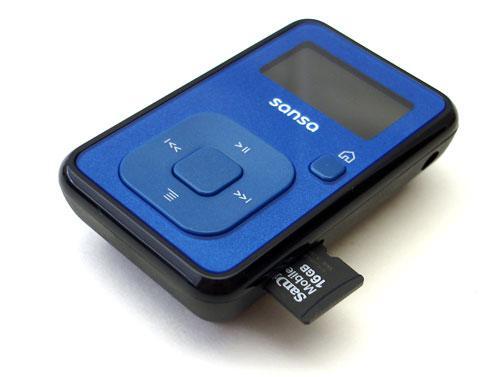 Sansa Clip+ 8GB