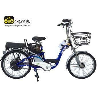 Xe đạp điện Bmx khung sơn 22 inch (Xanh Dương)