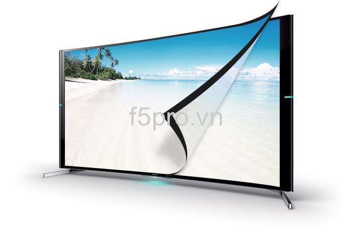 Tivi LED Sony 65 inch UHD 4K - Model 65S9000B (Đen)