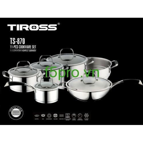 Bộ nồi nấu Tiross TS-870