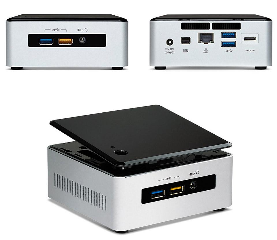 PC Intel NUC Kit BOXNUC5I3RYH