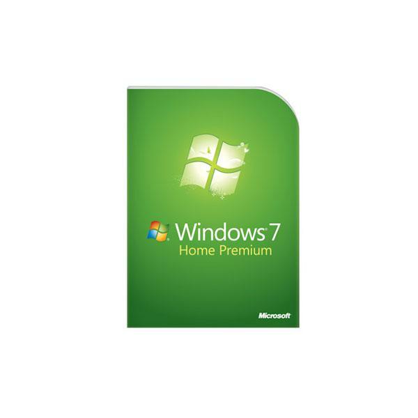 Hệ điều hành Microsoft Windows  7 Home Premium 32bits OEI ( GFC-02201)