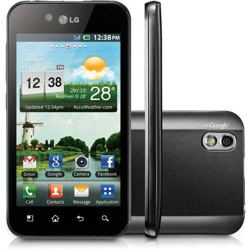 LG Optimus Black P970 2GB Black
