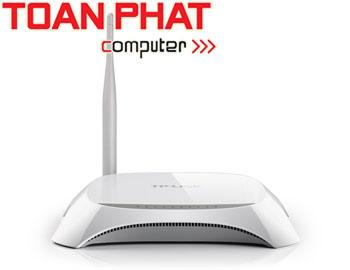 TP-Link - 3G Wireless Router TL-MR3220