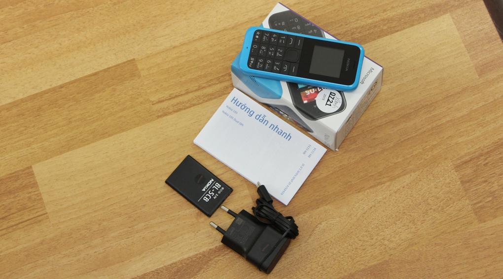 Điện thoại Nokia 105 Dual SIM