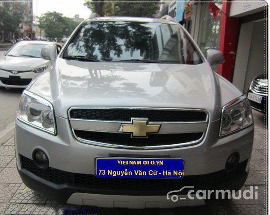Chevrolet Captiva  2008
