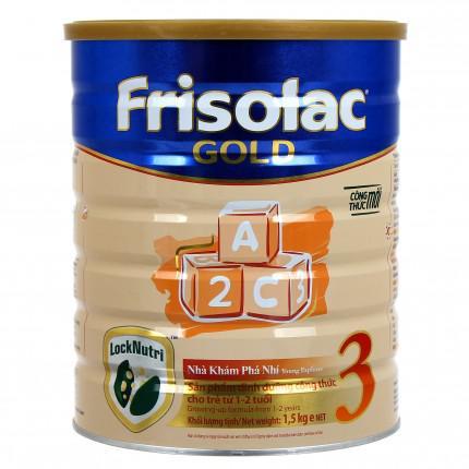 Sữa bột Friso Gold 3 (1.5kg)