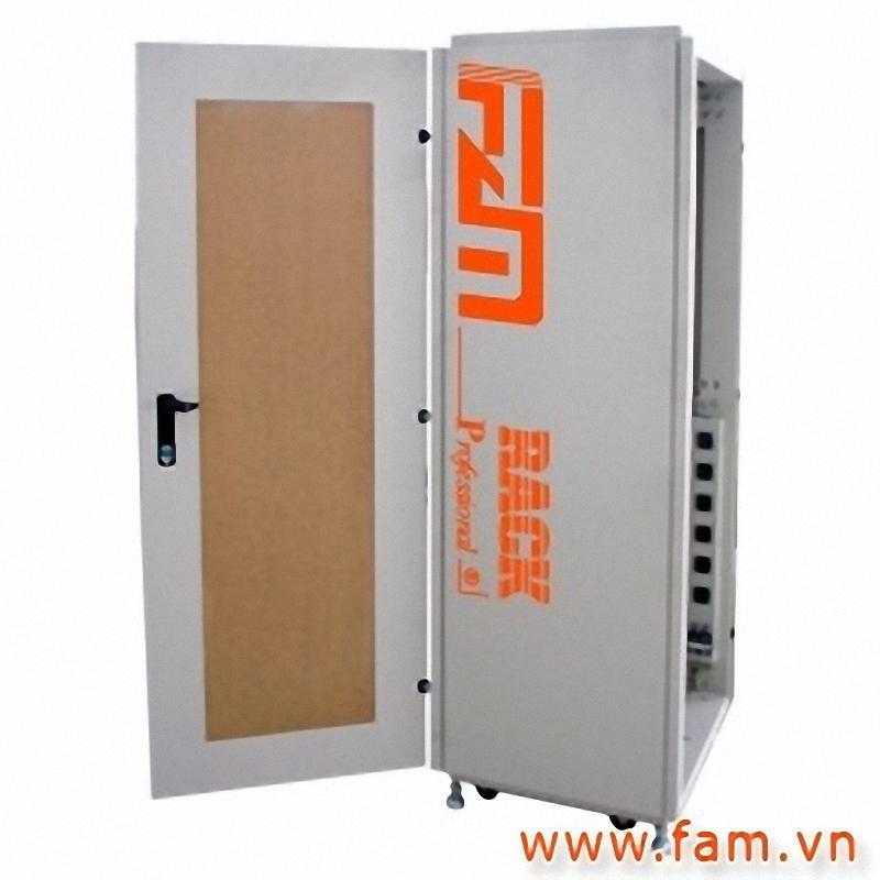 C-Rack Cabinet 42U-D1200 Black (3C-R42B12)