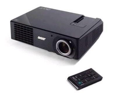 Máy chiếu ACER P1206P/ Giáo dục/ Văn phòng/ 3D