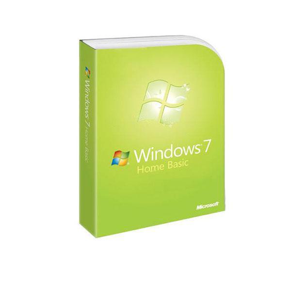 Hệ điều hành Microsoft Windows  7 Home Basic 32bits OEM
