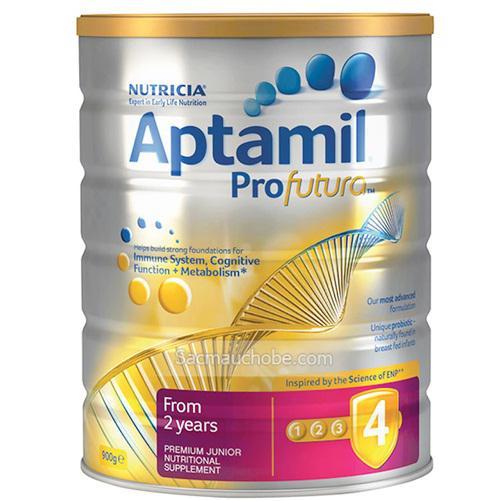 Sữa Aptamil Profutura 4 (Úc) (900g) (từ 2 tuổi)