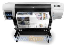 Máy in HP Designjet T7100 Printer 42 inch
