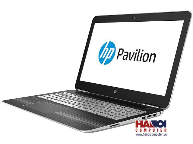 Laptop HP Pavilion Gaming 15-bc016TX X3B80PA _mới nhất, màu Bạc