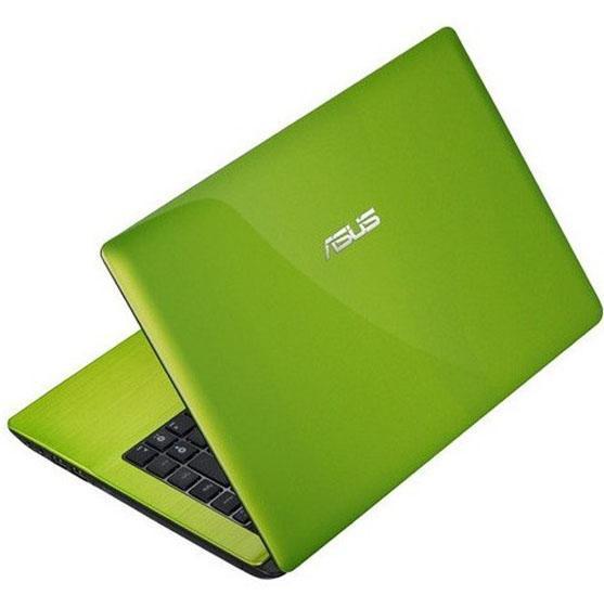 Laptop Asus X401A-WX279(X401A-1CWX) - Green