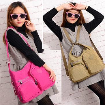 Túi Đeo Vải Dù Japan Style