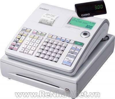 Máy tính tiền Casio Model Casio TE-2400