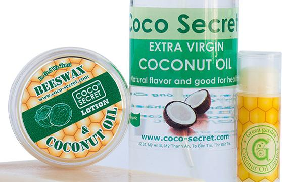 Combo 2 Kem dưỡng da Dầu Dừa Sáp Ong 100% thiên nhiên