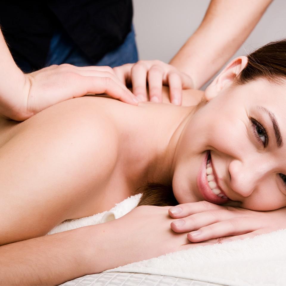 Massage body thư giãn, xông hơi, tẩy da chết 120'