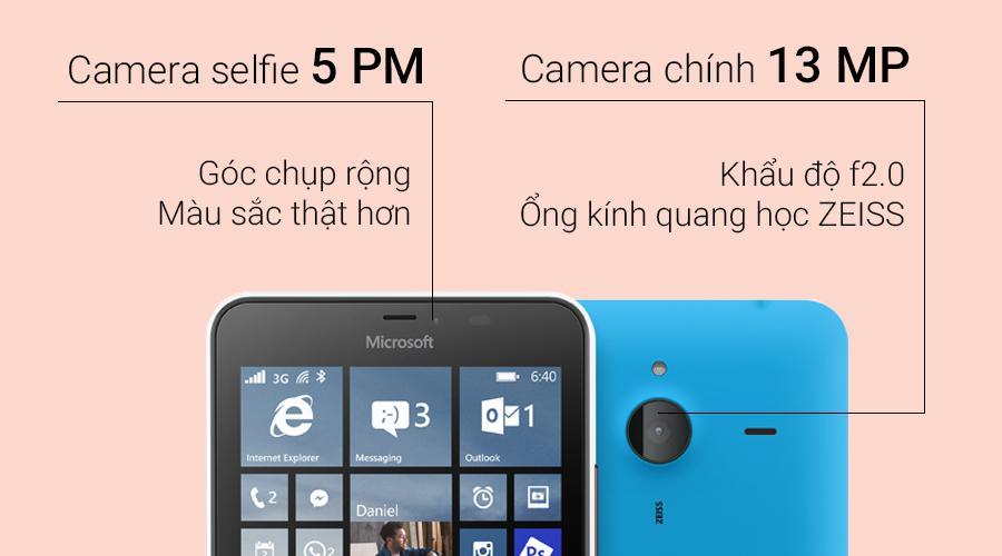 Điện thoại Microsoft Lumia 640 XL