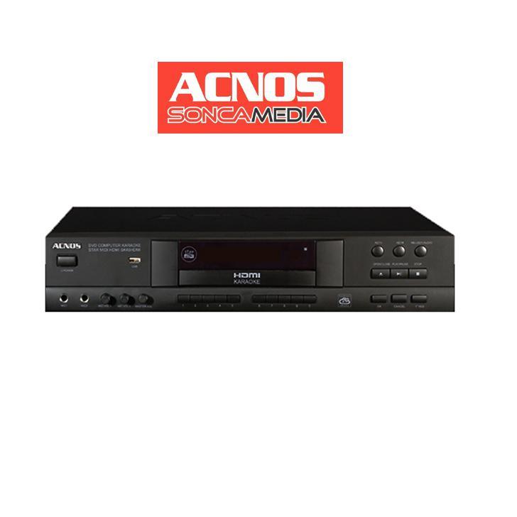 Đầu Karaoke ACNOS SK59HDMI (Đen)