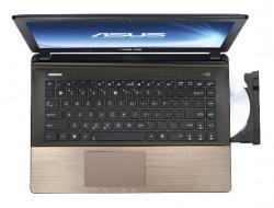 Laptop Asus K55VM-SX167(K55VM-3DSX) - Nâu chìm