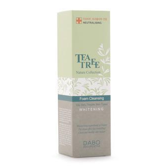 Sữa rửa mặt Dabo Cây trà xanh cao cấp Hàn Quốc 150ml