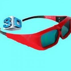 Kính 3D Cho Máy Chiếu 3D-DLP GL100