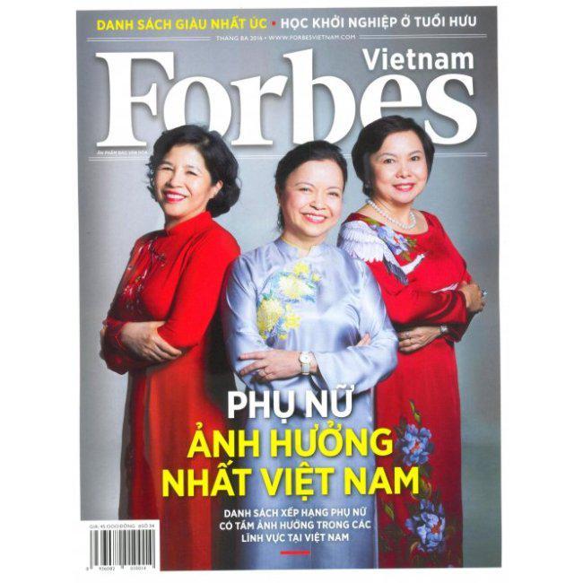 Forbes Việt Nam - Số 34 (Tháng 3/2016)