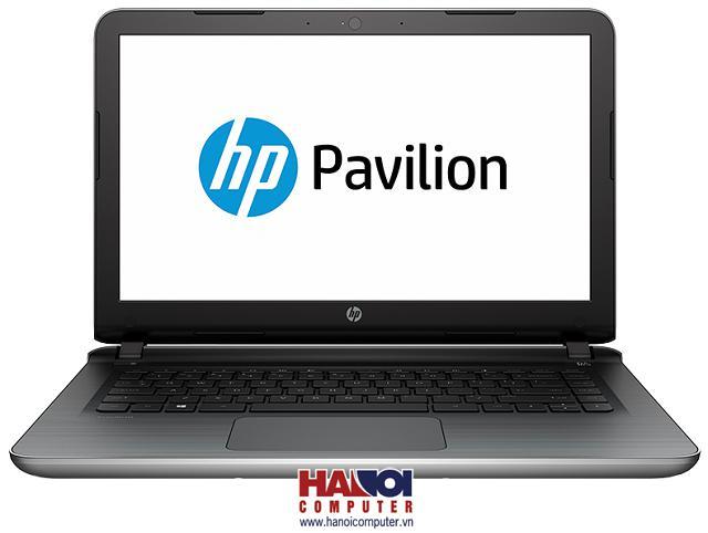 Laptop HP Pavilion 14 – ab119TU P3V26PA  Skylake,  bảo hành tại nhà, màu Bạc