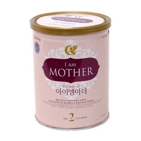 Sữa I Am Mother Số 2 - 400g