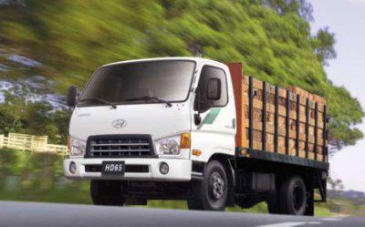 Hyundai HD65 Short-D4DC 6,5 Tấn 2011