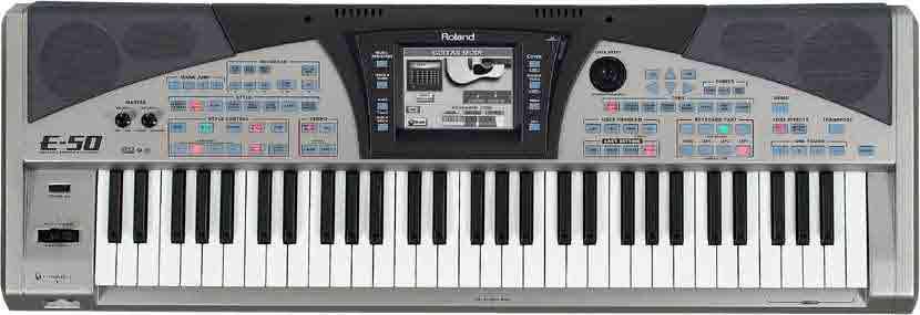 Đàn Organ Roland E-50