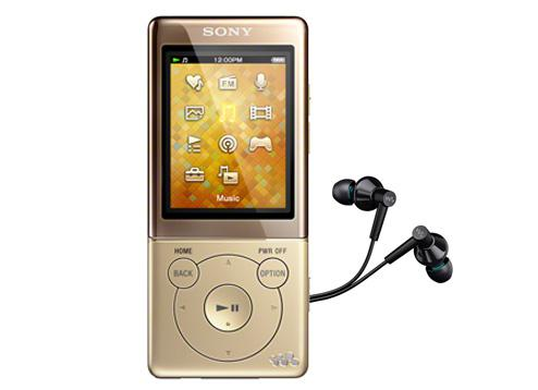 Máy nghe nhạc MP3 Sony NWZ-E473 4GB