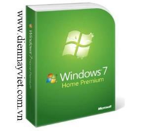 Win Home Prem 7 SP1 32-bit English SEA 3pk DSP 3 OEI DVD