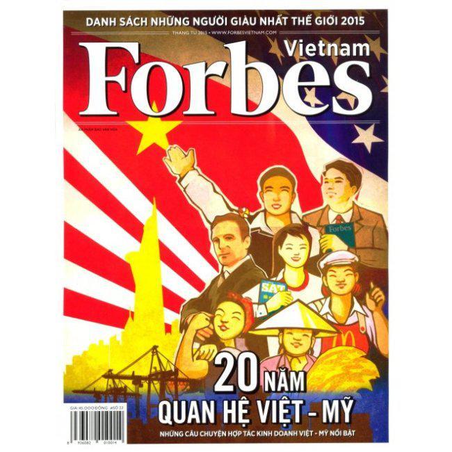 Forbes Việt Nam - Số 23 (Tháng 4/2015)