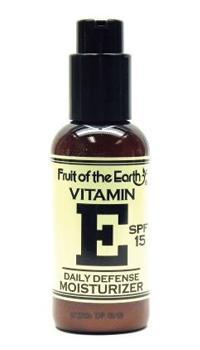 Kem dưỡng ẩm Vitamin E SPF15 - F960
