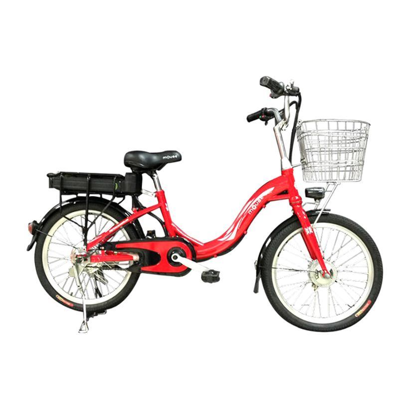 Xe đạp điện nữ Mouse NU-01 (Đỏ)