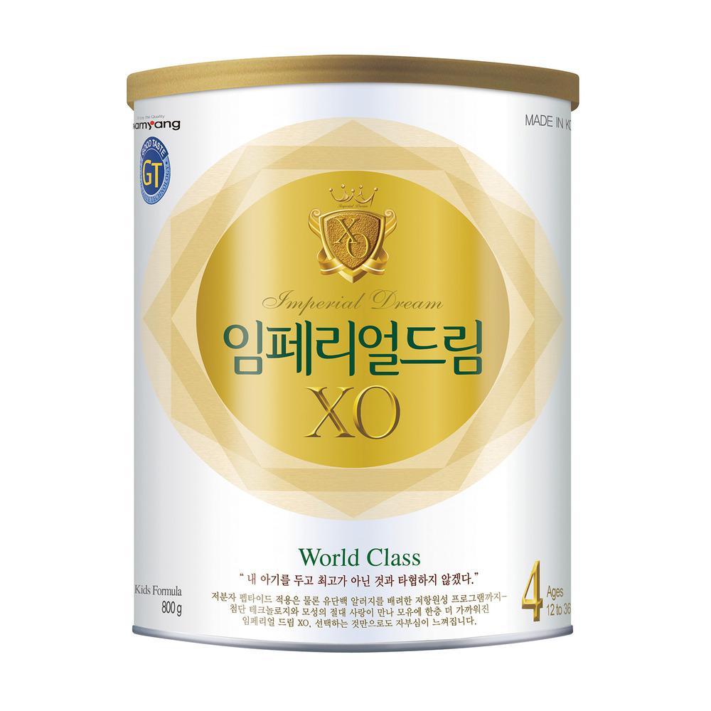 Sữa bột XO 4 cho bà bầu (800g)